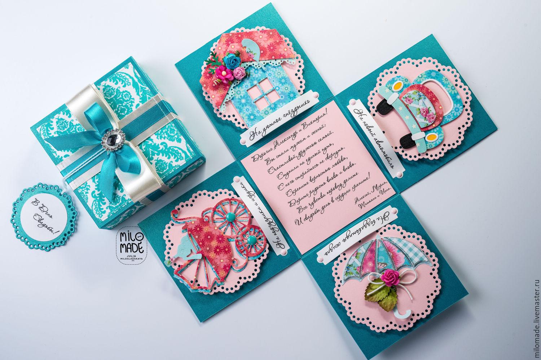 Коробка открытка своими руками на свадьбу 28