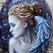 Украшения handmade. Livemaster - original item Pendant necklace Angels do not sleep.. Handmade.