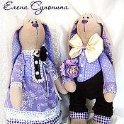 Куклы и игрушки ручной работы. Ярмарка Мастеров - ручная работа Лавандовая парочка. Handmade.