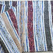 Для дома и интерьера ручной работы. Ярмарка Мастеров - ручная работа Домотканый половик (№ 214). Handmade.