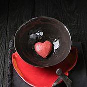 Тарелки ручной работы. Ярмарка Мастеров - ручная работа Love is. Handmade.