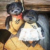 Куклы и игрушки ручной работы. Ярмарка Мастеров - ручная работа Биизи и Тиизи. Handmade.