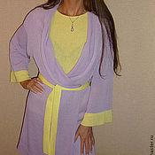 """Одежда ручной работы. Ярмарка Мастеров - ручная работа Кардиган """"Кимоно"""". Handmade."""