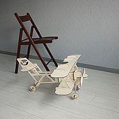 Для дома и интерьера ручной работы. Ярмарка Мастеров - ручная работа Интерьерный самолёт.. Handmade.