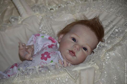 Куклы-младенцы и reborn ручной работы. Ярмарка Мастеров - ручная работа. Купить Кукла реборн Лерочка. Handmade. Кукла реборн
