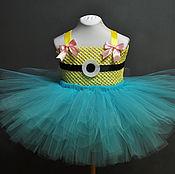 """Работы для детей, ручной работы. Ярмарка Мастеров - ручная работа Костюм """"Очаровашка-Миньон"""". Handmade."""
