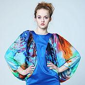 Одежда handmade. Livemaster - original item Dress Butterfly blue. Handmade.