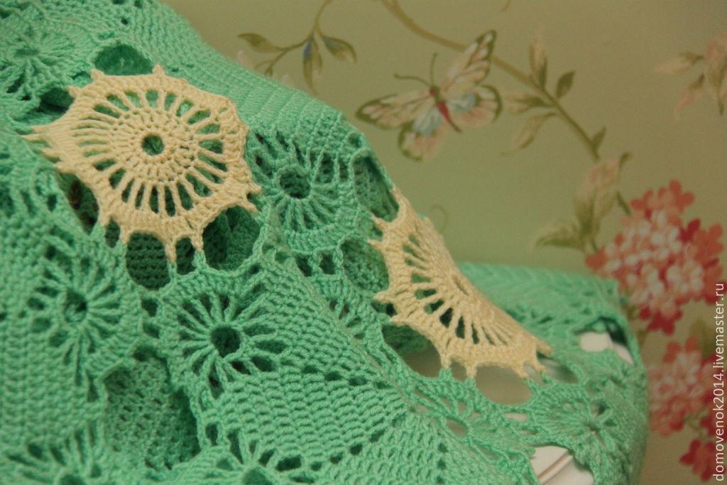 Plaid Mint sorbet, Blankets, Tver,  Фото №1