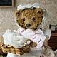 Мишки Тедди ручной работы. Ярмарка Мастеров - ручная работа. Купить Ежиха миссис Туфф (Mrs. Tiggy-Winkle). Handmade.