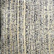 Ткани ручной работы. Ярмарка Мастеров - ручная работа Лен с хлопком. Костюмная ткань.. Handmade.