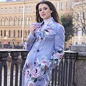 Одежда handmade. Livemaster - original item Woolen coat Grace. Handmade.