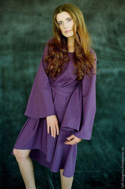 Авторская одежда. Красивая одежда Tali Langren.