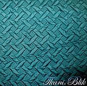 Материалы для творчества ручной работы. Ярмарка Мастеров - ручная работа Курточная стеганая ткань  ( Италия ). Handmade.