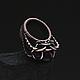 Кольца ручной работы. Ярмарка Мастеров - ручная работа. Купить Кольцо Mios. Handmade. Wire work, перстень, оригинальное кольцо