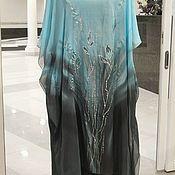 Одежда handmade. Livemaster - original item Batik shawl