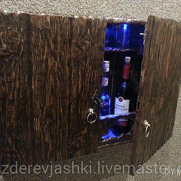 Для дома и интерьера ручной работы. Ярмарка Мастеров - ручная работа Бар для вина. Handmade.