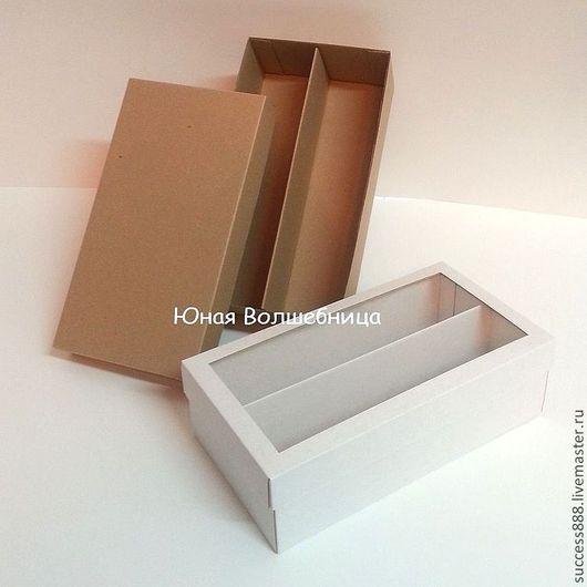 коробка для бокалов, упаковка для бокалов, крафт упаковка, микрогофрокартон, упаковка для микрогофрокартона