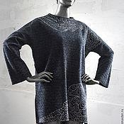 Одежда ручной работы. Ярмарка Мастеров - ручная работа Серебряное кружево. Handmade.