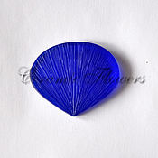 Материалы для творчества handmade. Livemaster - original item Texture Pansy petal. Handmade.