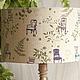 """Освещение ручной работы. Ярмарка Мастеров - ручная работа. Купить Настольная лампа """"Кантри"""". Handmade. Кантри, лето, свет, освещение"""