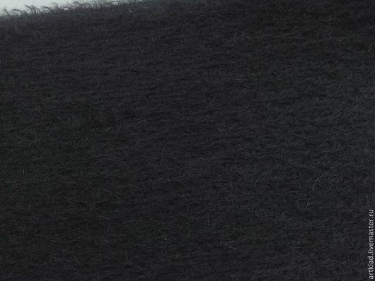 Куклы и игрушки ручной работы. Ярмарка Мастеров - ручная работа. Купить Мохер закатанный черный 12 мм (антик, Германия Helmbold). Handmade.
