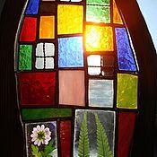 Картины и панно ручной работы. Ярмарка Мастеров - ручная работа солнечный домик. Handmade.