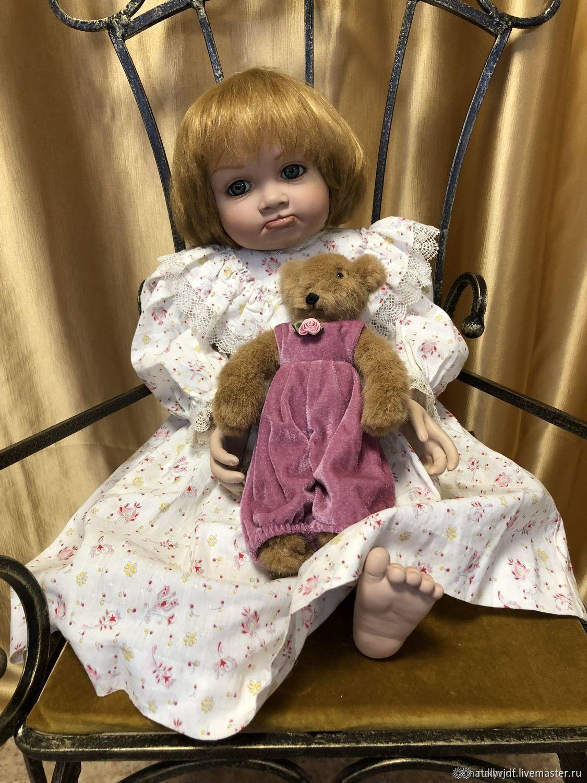 Винтаж: Прелестная Алекса от Памэллы Эрфф, коллекционная кукла, Куклы винтажные, Коломна,  Фото №1