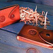 Сумки и аксессуары handmade. Livemaster - original item The image -card holder. Handmade.