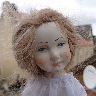 Куклы и игрушки ручной работы. Ярмарка Мастеров - ручная работа Любовь к музыке (la-la-kukla). Handmade.