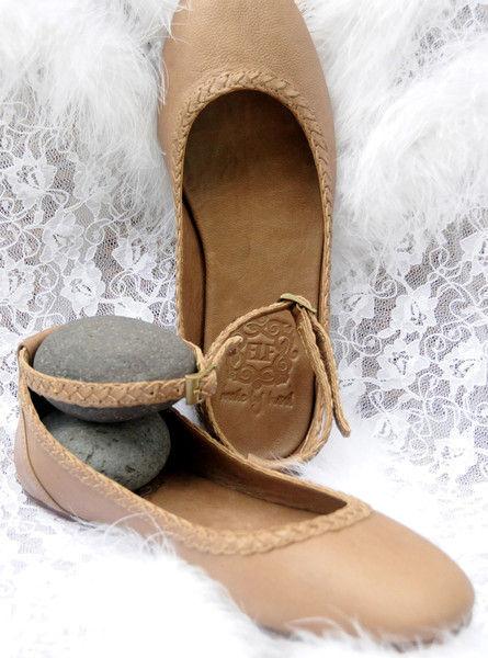 Обувь ручной работы. Ярмарка Мастеров - ручная работа. Купить Elf+. Нарядные балетки. Женские кожаные для дома, офиса, прогулок. (8). Handmade.