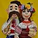 Коллекционные куклы ручной работы. Куклы в украинском стиле. Скульптурный текстиль.. mastersofi  (Любовь). Ярмарка Мастеров. Кукла в подарок, капрон