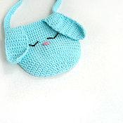 Работы для детей, handmade. Livemaster - original item Bag for girl