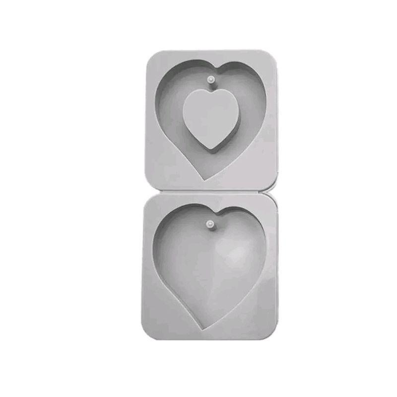 Форма для саше Сердце и Сердце с дыркой, Инструменты для косметики, Москва,  Фото №1