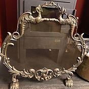 handmade. Livemaster - original item Brass screen