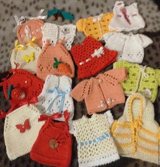 Одежда для кукол ручной работы. Ярмарка Мастеров - ручная работа. Купить Одежда для кукол и мишек Тедди. Handmade. Одежда для кукол