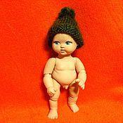 Куклы и игрушки ручной работы. Ярмарка Мастеров - ручная работа Фарфоровый шарнирный пупсик. Сережа.. Handmade.