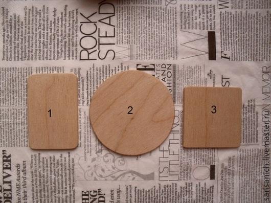 прямоугольник 3,5х5,5 см; \r\nпрямоугольник 5х7,5 см;\r\nквадрат - 6х6 см;\r\nкруг - диаметр 6 см.
