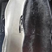 Комплекты аксессуаров ручной работы. Ярмарка Мастеров - ручная работа Накидки для автосидении из натурального меха. Handmade.