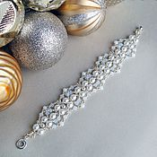 Украшения handmade. Livemaster - original item Braided Bracelet Lapland. Handmade.