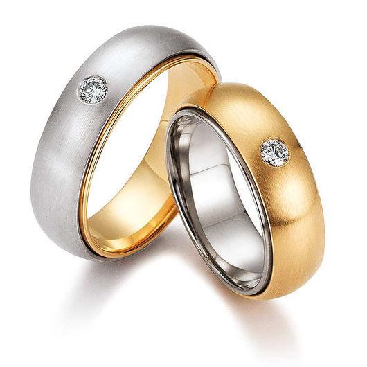 Свадебные украшения ручной работы. Ярмарка Мастеров - ручная работа. Купить Обручальные кольца Paris 2-036 NEW. Handmade.