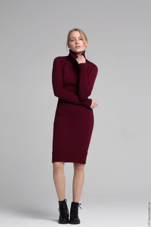 Куплю платье зимнее теплое