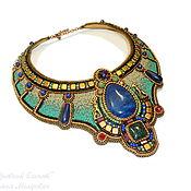 Украшения handmade. Livemaster - original item Egyptian necklace