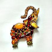 Украшения handmade. Livemaster - original item Candy elephant. Handmade.