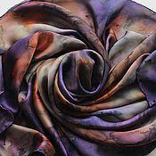 Аксессуары ручной работы. Ярмарка Мастеров - ручная работа Шелковый платок Торнадо. Handmade.