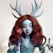 Куклы и игрушки handmade. Livemaster - original item Jointed doll: Sedna author`s articulated doll BJD (resin). Handmade.