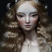 Куклы и игрушки ручной работы. Ярмарка Мастеров - ручная работа Luna (2). Шарнирная кукла.. Handmade.