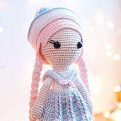 Мягкие игрушки ручной работы. Ярмарка Мастеров - ручная работа Кукла Морячка. Handmade.