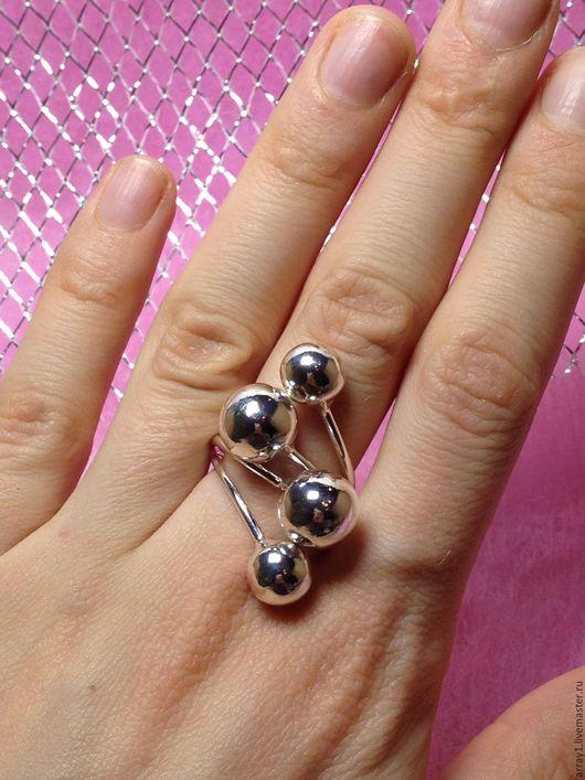Кольца ручной работы. Ярмарка Мастеров - ручная работа. Купить Кольцо из серебра 925 безразмерное. Handmade. Кольцо, Кольцо безразмерное