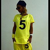 Одежда ручной работы. Ярмарка Мастеров - ручная работа Спортивный костюм Five. Handmade.
