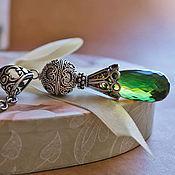 """Украшения ручной работы. Ярмарка Мастеров - ручная работа Кулон """"Хамелеон"""" серебро 925+аметрин. Handmade."""